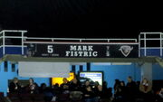 Mark Fistric Giants Ring of Honour