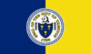 Trenton, New Jersey Flag