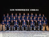 1980–81 Quebec Nordiques season