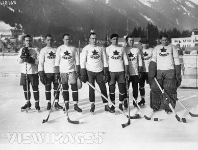 Toronto Granites Olympics