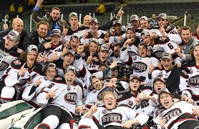 2017 USHL champs Chicago Steel