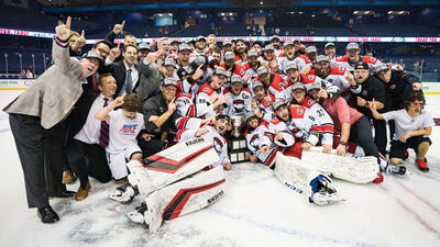 2019 Calder Cup Champions Charlotte Checkers