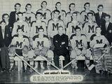 MetJHL Standings 1956-57
