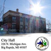 Big Rapids, Michigan