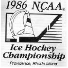 1986 Frozen Four