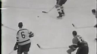 Montreal Canadiens win 1958 Stanley cup