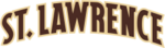 St. Lawrence Saints wordmark.