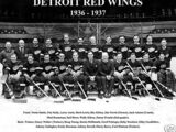 1936–37 Detroit Red Wings season