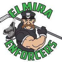 Elmira Enforcers Logo