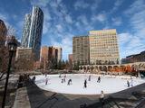 Olympic Plaza Rink