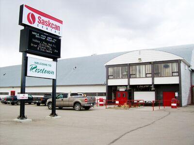 Saskcan Centre
