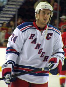 Ryan Callahan 2011