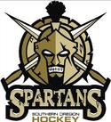 Southern Oregon Spartans logo