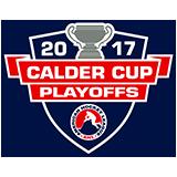 2017 Calder Cup Playoff logo