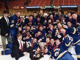 1993-94 CWUAA Season