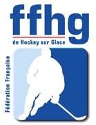 French ice hockey federation logo