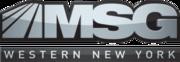 MSG Western New York logo