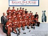 1952 Stanley Cup Finals