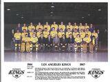 1986–87 Los Angeles Kings season