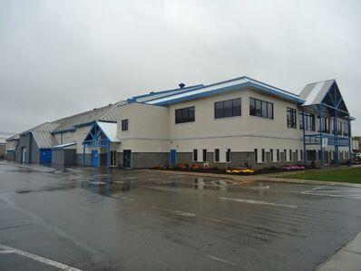 Welland Main Arena