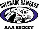 Colorado Rampage logo