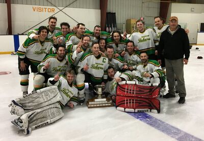 2018 FCHL champs Wakaw Lakers