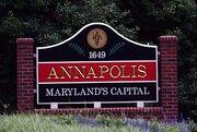 AnnapolisMaryland sign