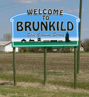 Brunkild, Manitoba