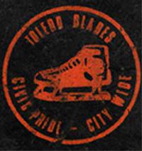 Toledo Blades Logo 1965