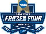 2016 NCAA Division I Men's Ice Hockey Tournament