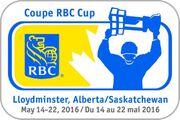 2016 Royal Bank Cup Logo