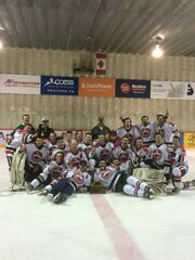 Gull Lake 2015 WMHL champs