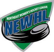 Northeast Women's Hockey League logo 2017