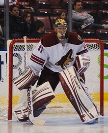 Mike Smith Coyotes 2012