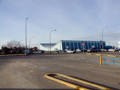 Moose Jaw Arena