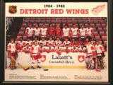 1984–85 Detroit Red Wings season