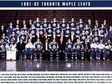 1991–92 Toronto Maple Leafs season