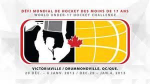 2013 World Under 17 Hockey Challenge