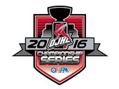 2016 OJHL championship series logo