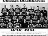 1940–41 Chicago Black Hawks season