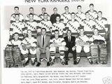 1955–56 New York Rangers season