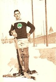 Frank Brophy 1916 Quebec Sons of Ireland