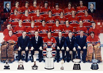 1977-78 Canadiens