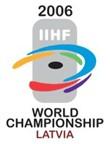 2006 IIHF World Championship Logo