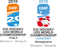 2015 World Junior Ice Hockey Championships – Division I