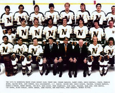 1975-76 North Stars