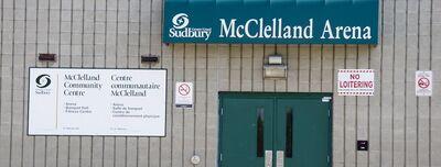 McClelland Community Centre present