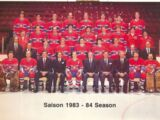 1983–84 Montreal Canadiens season