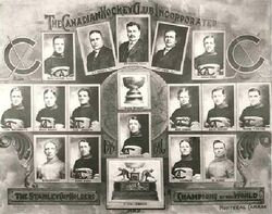 Montreal canadiens 1915-16