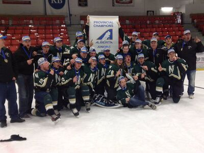 2017 Alberta Junior C Champs North East Zone Northstars